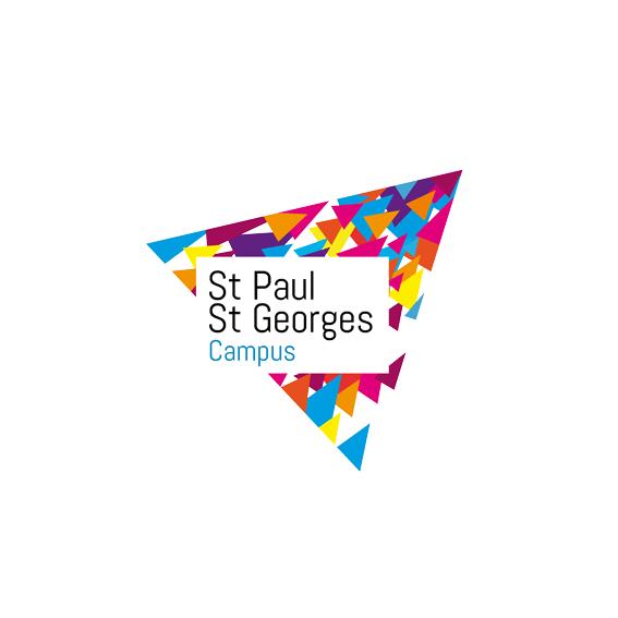 logo Lycée st Paul st Georges